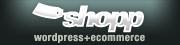 Shopp plugin e-commerce for WordPress