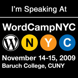 WordCampNYC � Nov 14-15